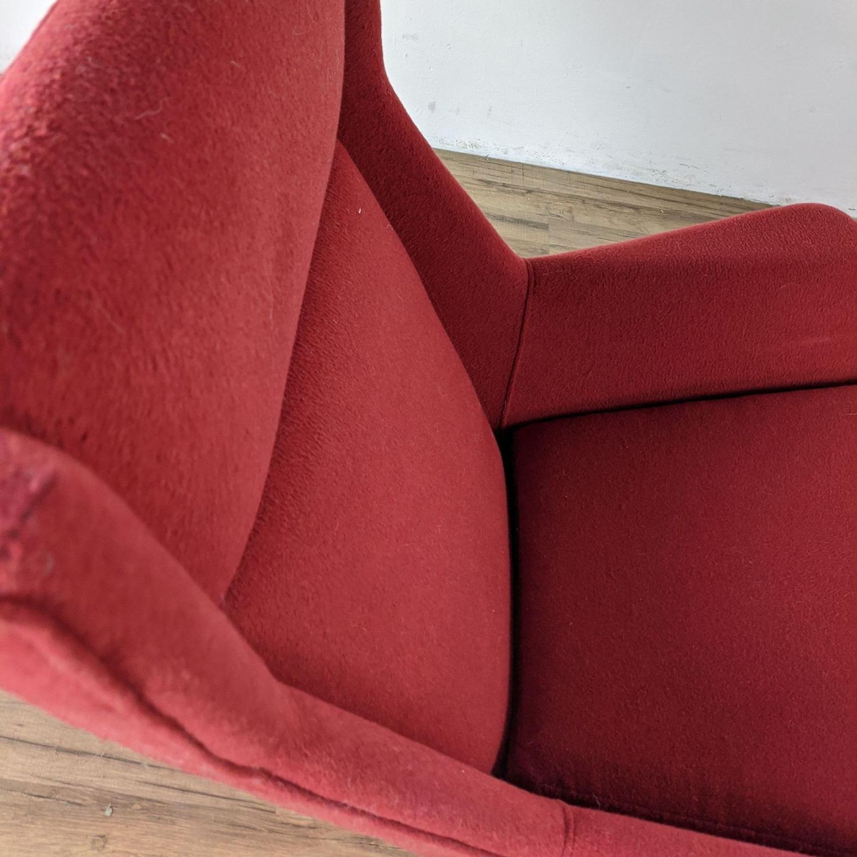 Room & Board Aidan Chair and Ottoman - image-2