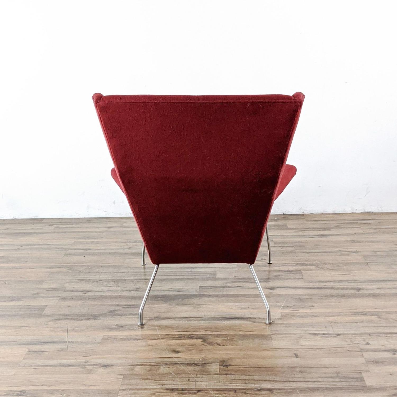 Room & Board Aidan Chair and Ottoman - image-1