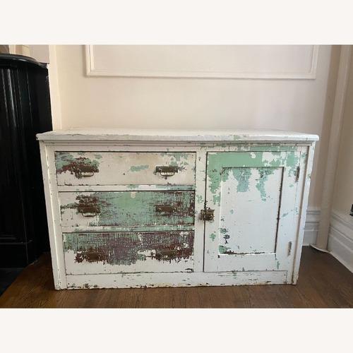 Used Vintage Wood Dresser for sale on AptDeco