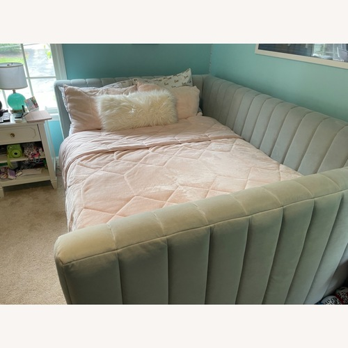 Used Pottery Barn Avalon Daybed Kids Bed for sale on AptDeco