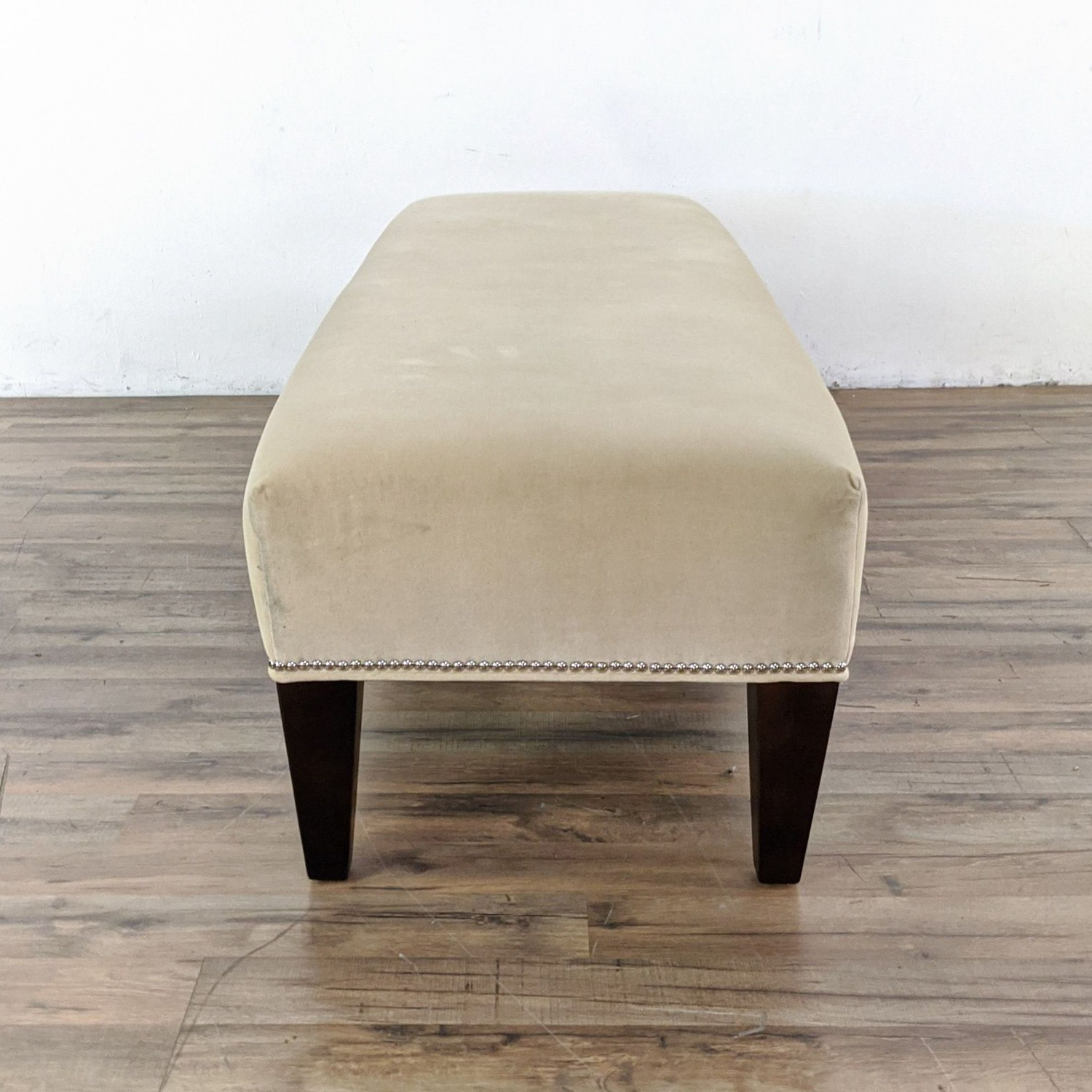 Williams Sonoma Home Upholstered Bench - image-1