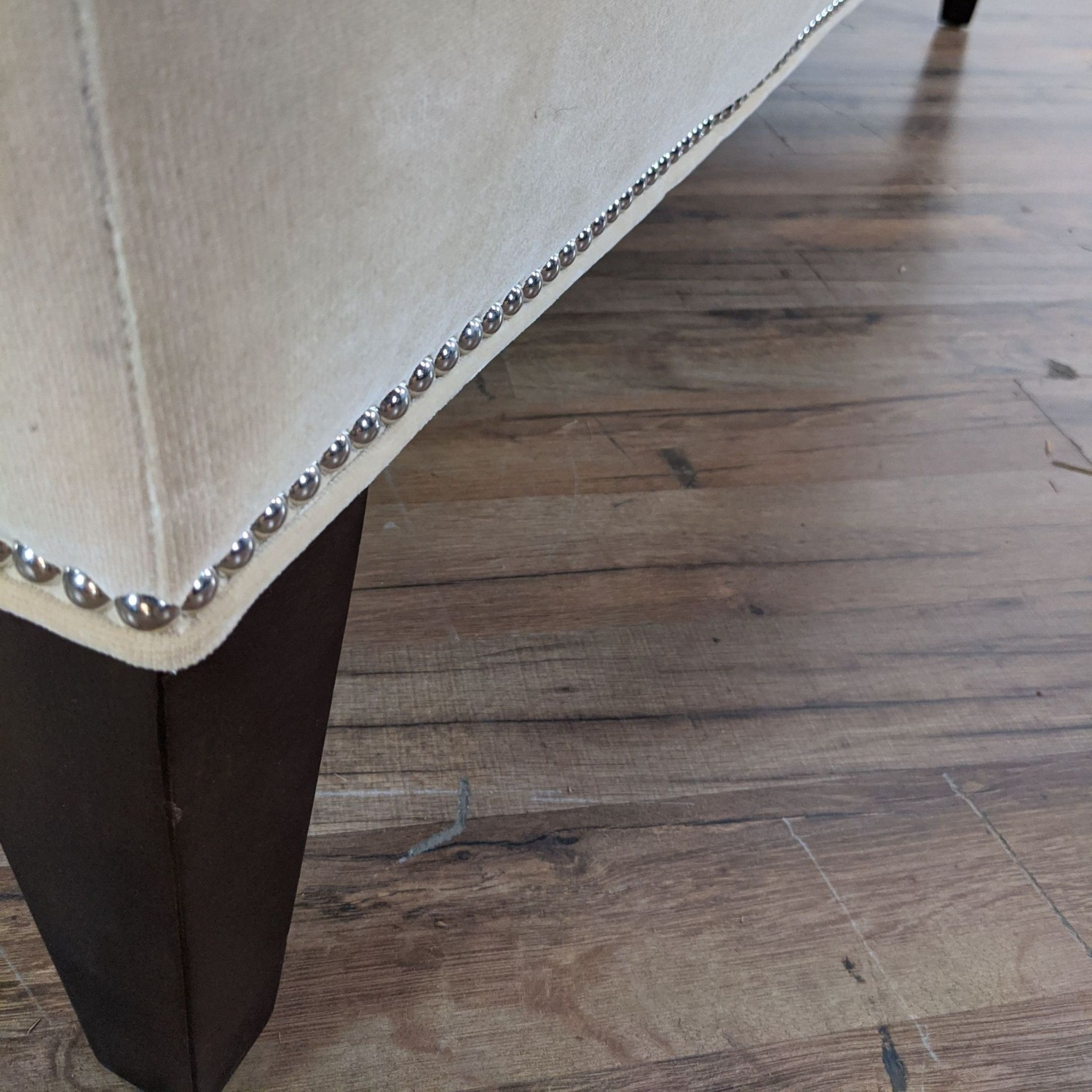 Williams Sonoma Home Upholstered Bench - image-2