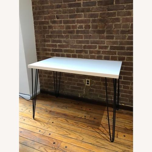 Used IKEA Custom Desk Table for sale on AptDeco