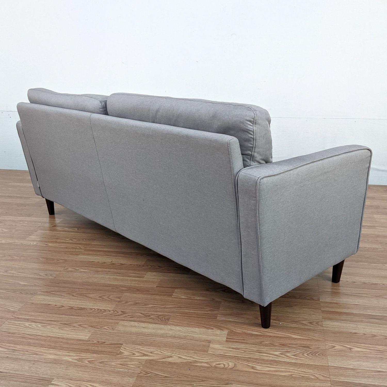 Zinus Gray Upholstered Sofa - image-4