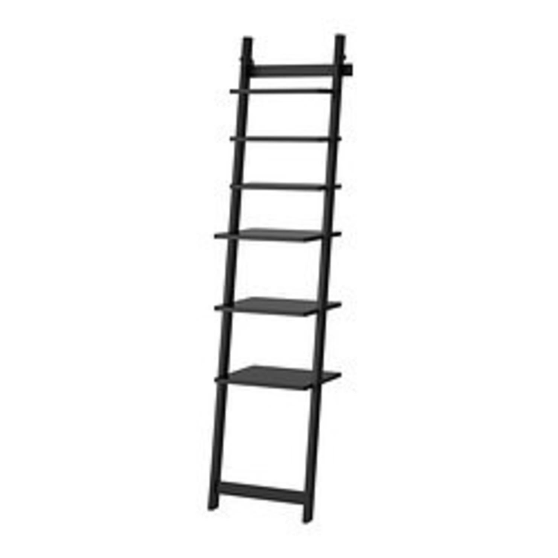 IKEA HJALMAREN Leaning Wall shelf - image-2