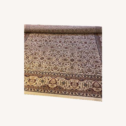 Used Home Dynamix Ivory Regency Persian Style Rug for sale on AptDeco