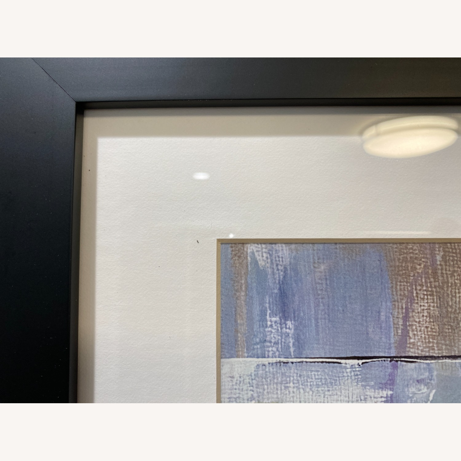 Abstract Z-Gallerie Wall Art: Metro 1 & 2 - image-6