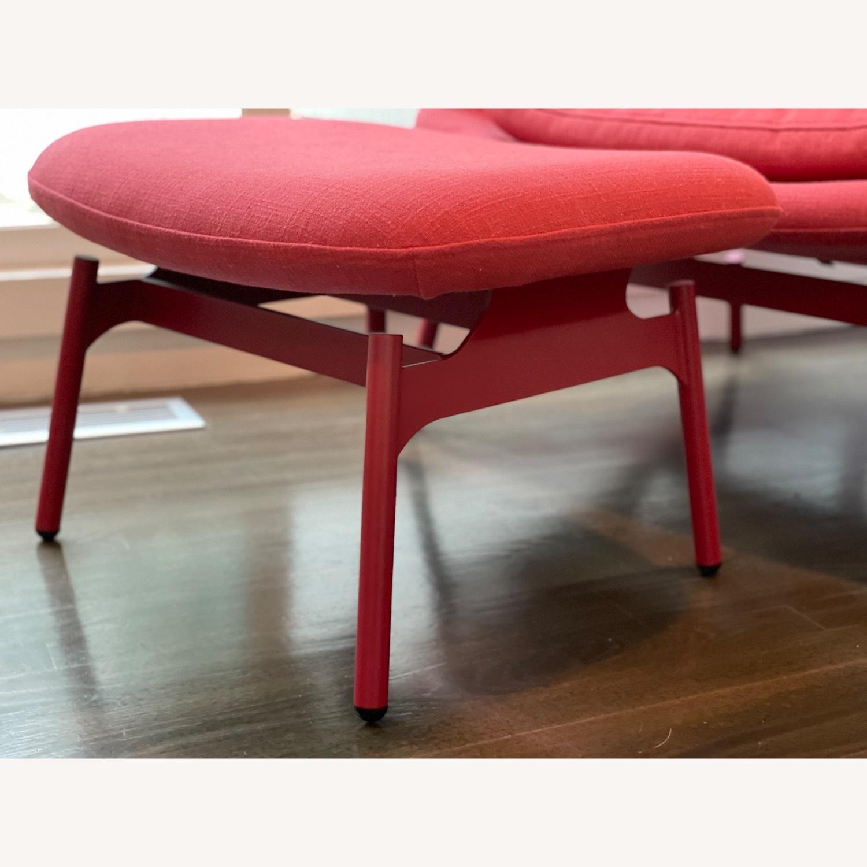 Blu Dot Field Lounge Chair and Ottoman - image-10