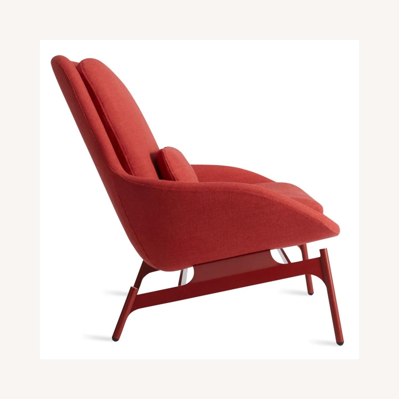 Blu Dot Field Lounge Chair and Ottoman - image-5