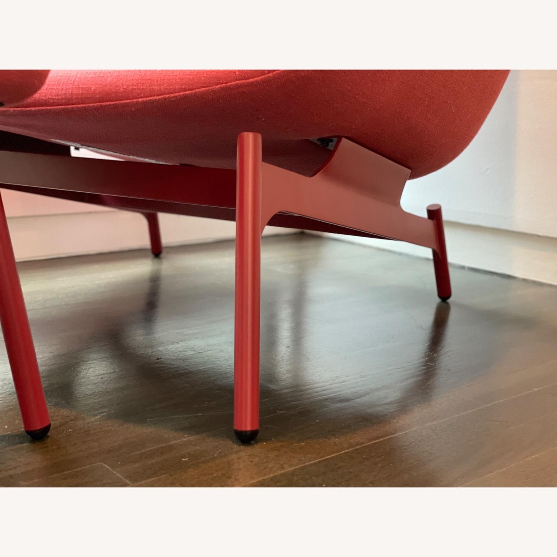 Blu Dot Field Lounge Chair and Ottoman - image-9