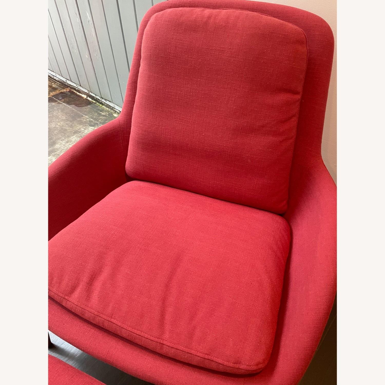 Blu Dot Field Lounge Chair and Ottoman - image-11
