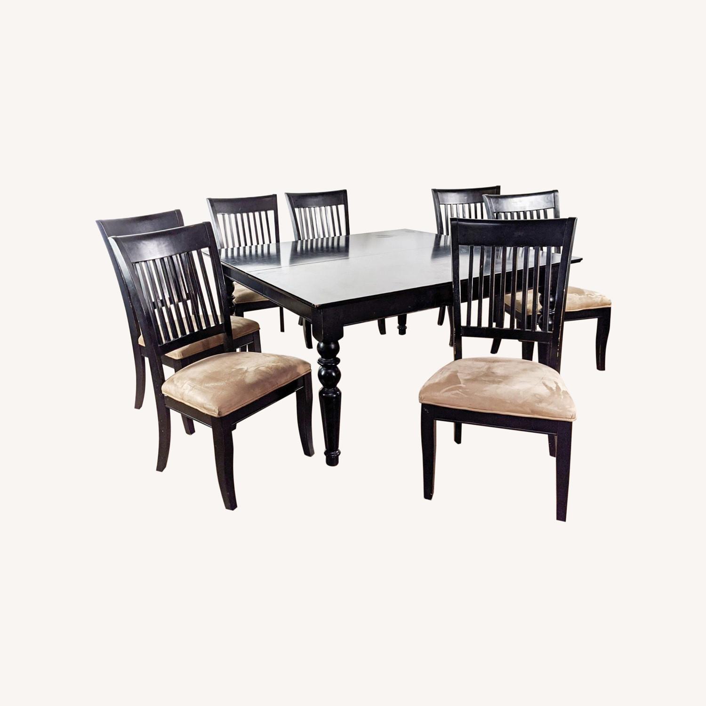 Universal Furniture Wooden Dining Set - image-0