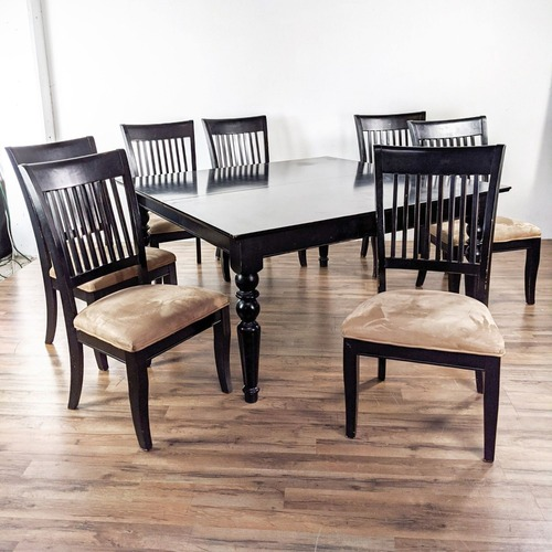 Used Universal Furniture Wooden Dining Set for sale on AptDeco