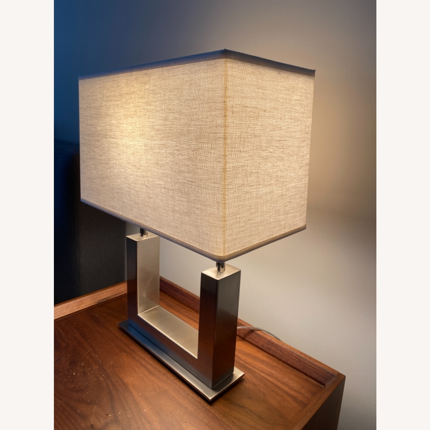 Crate & Barrel Table Lamp - image-3