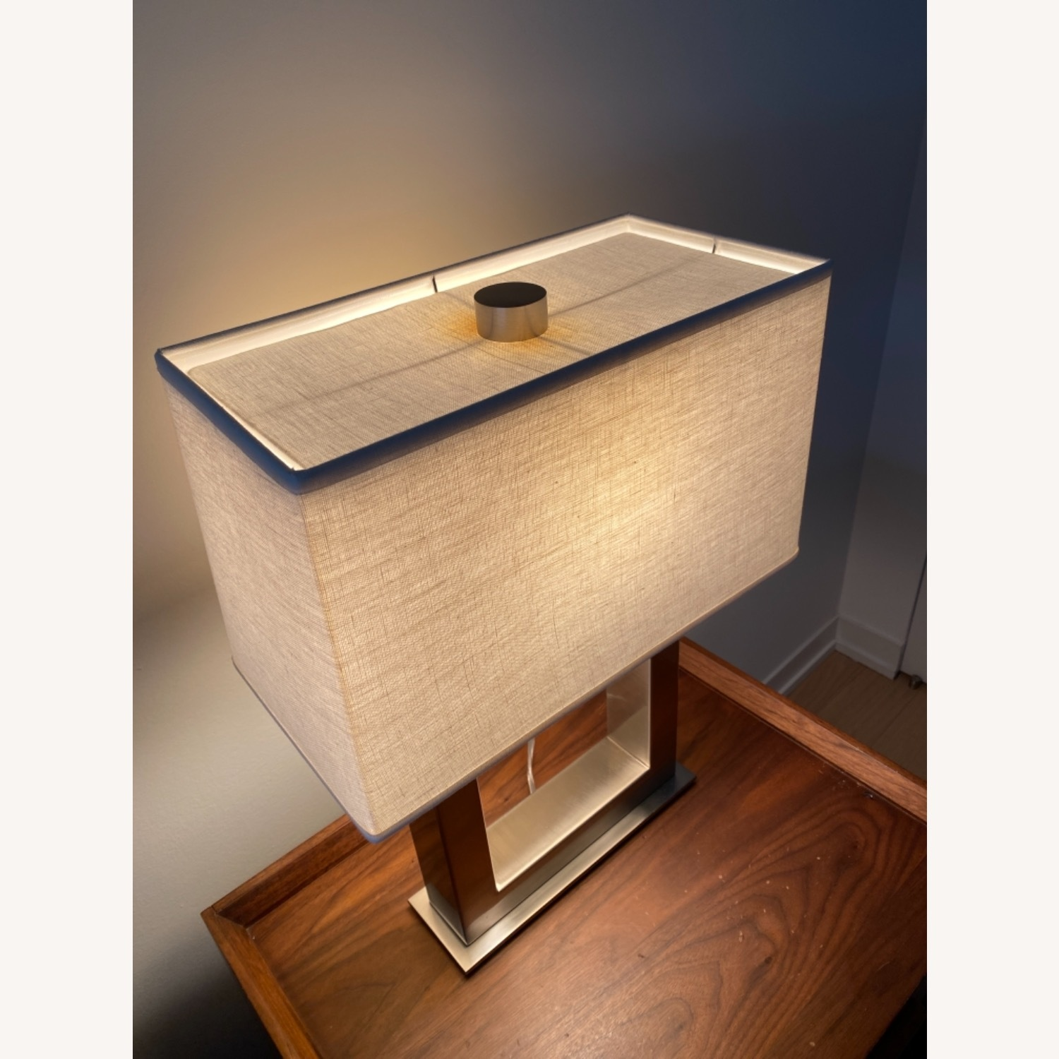 Crate & Barrel Table Lamp - image-4