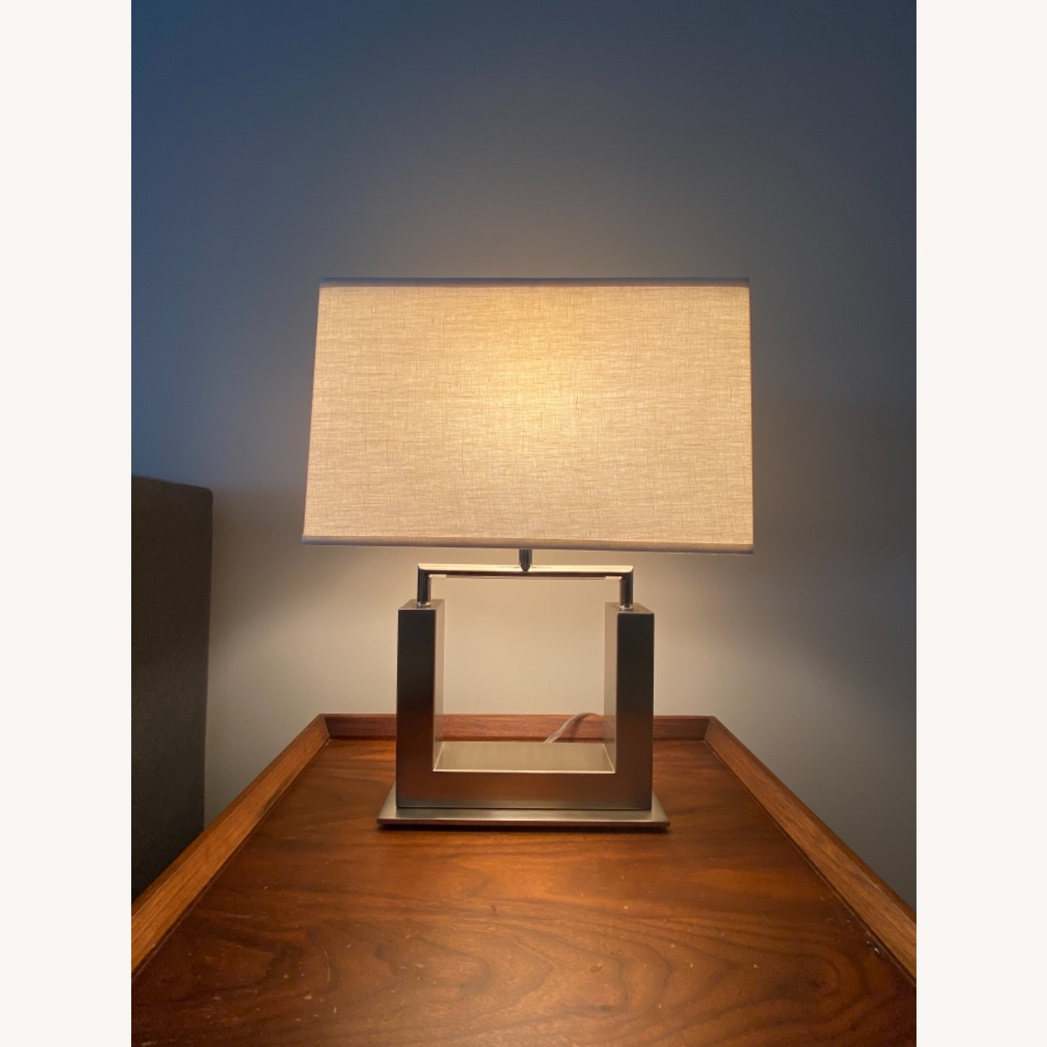 Crate & Barrel Table Lamp - image-2