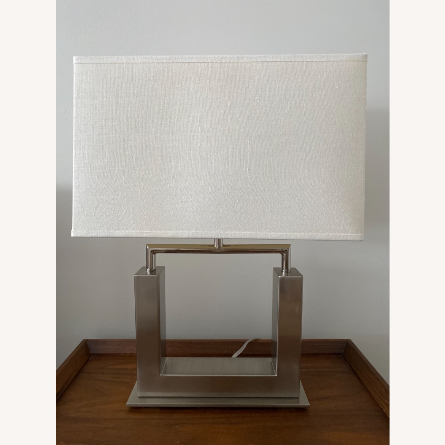 Crate & Barrel Table Lamp - image-6