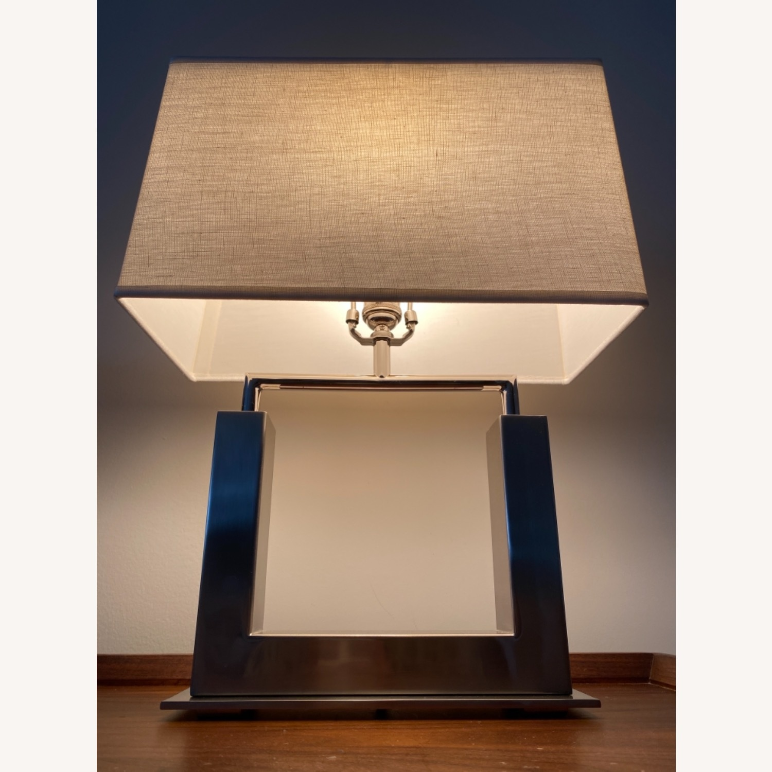 Crate & Barrel Table Lamp - image-5