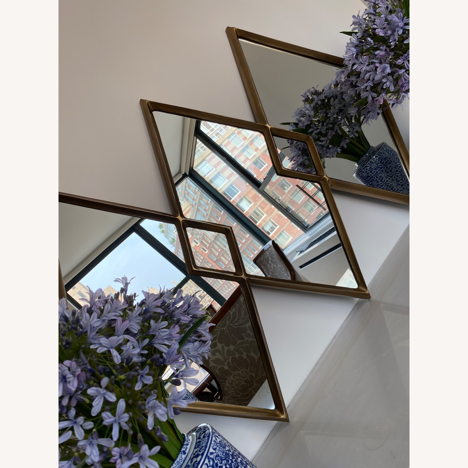 West Elm Overlapping Mirror - image-3