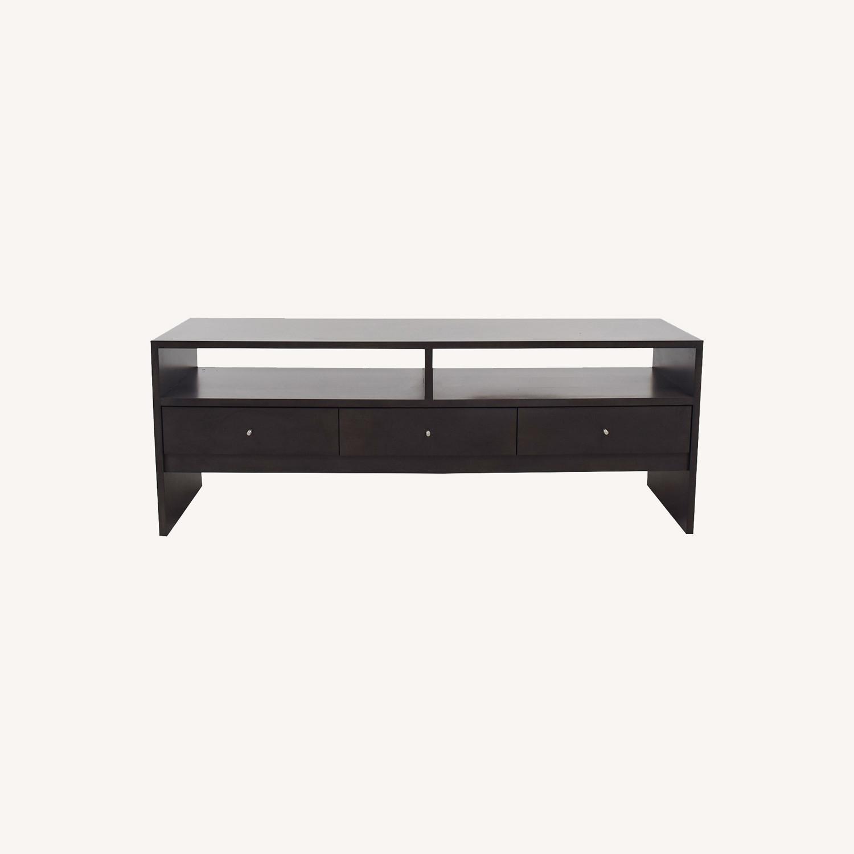 Room & Board Sinclair Three-Drawer Media Cabinet - image-0