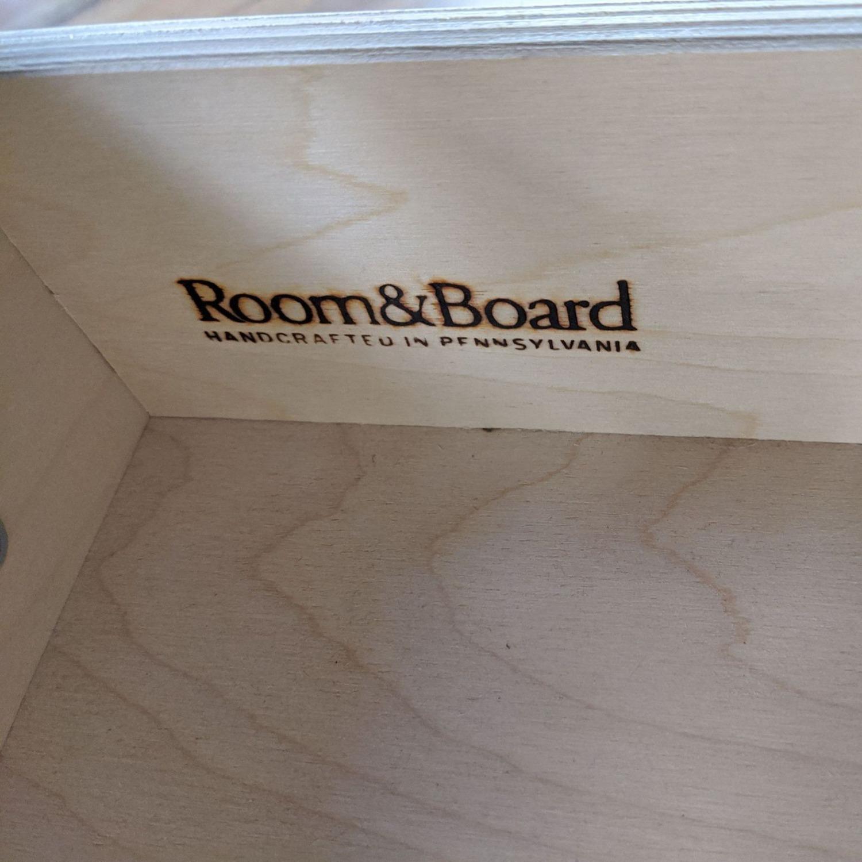 Room & Board Sinclair Three-Drawer Media Cabinet - image-1