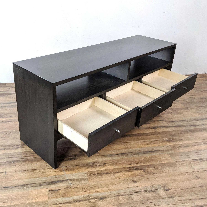 Room & Board Sinclair Three-Drawer Media Cabinet - image-2