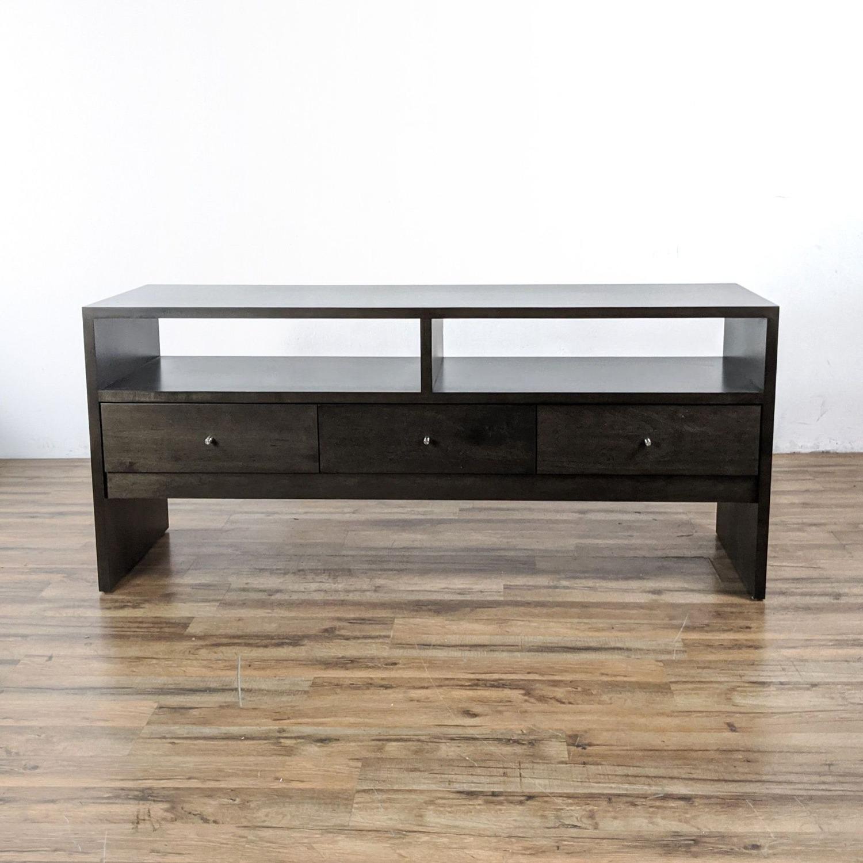 Room & Board Sinclair Three-Drawer Media Cabinet - image-5