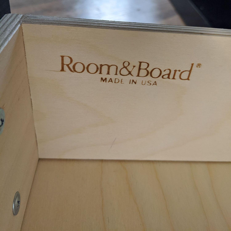 Room & Board Wooden Media Console - image-5