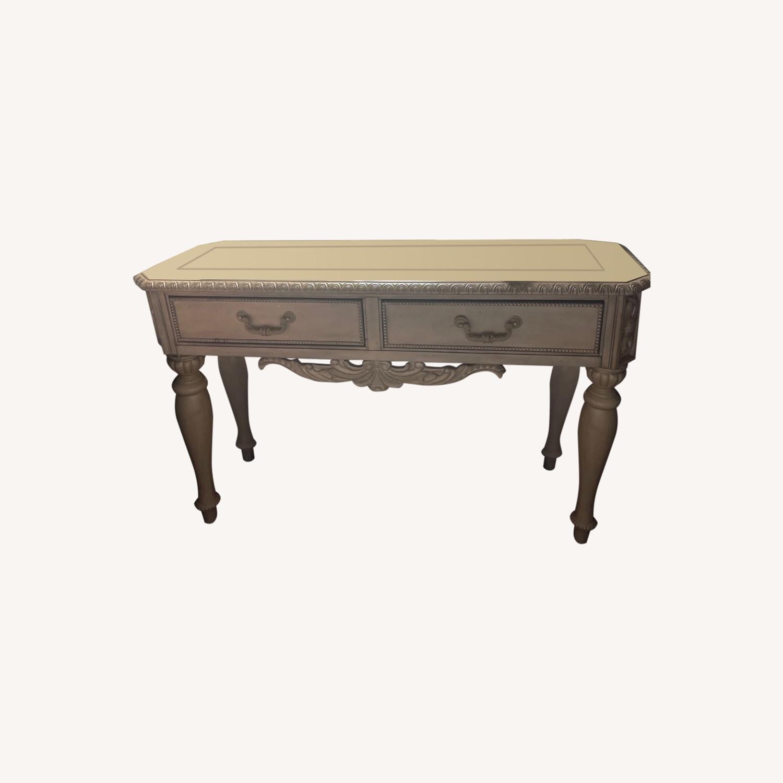 Ashley Furniture Desk / Vanity - image-0