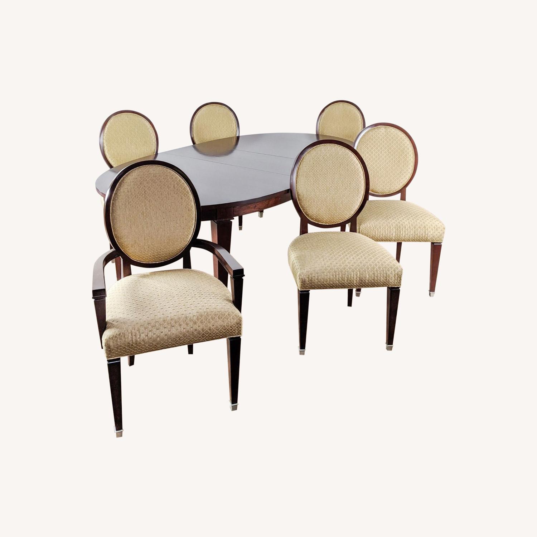 Stickley Metropolitan Collection Dining Set - image-0