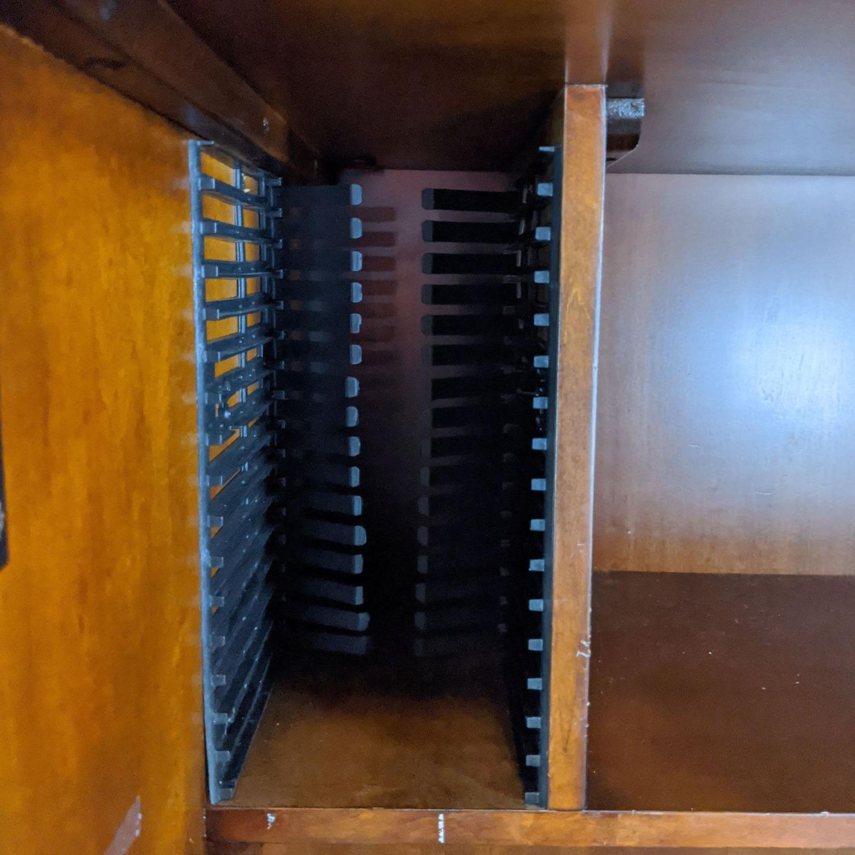 Sunrise Computer Desk Armoire - image-2