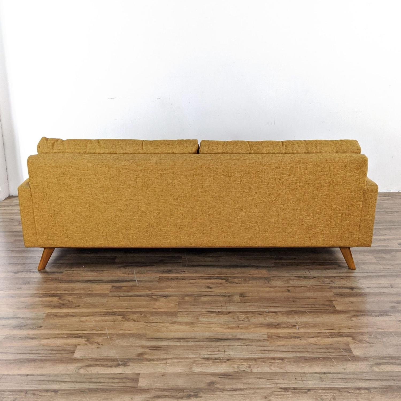 Thrive Harvest Gold Upholstered Sofa - image-1