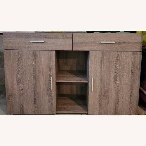 Used Wayfair Modern Wood Office Storage Unit for sale on AptDeco