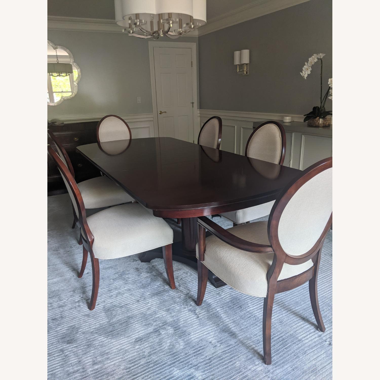 Ralph Lauren Dining Set plus 8 Chairs - image-1