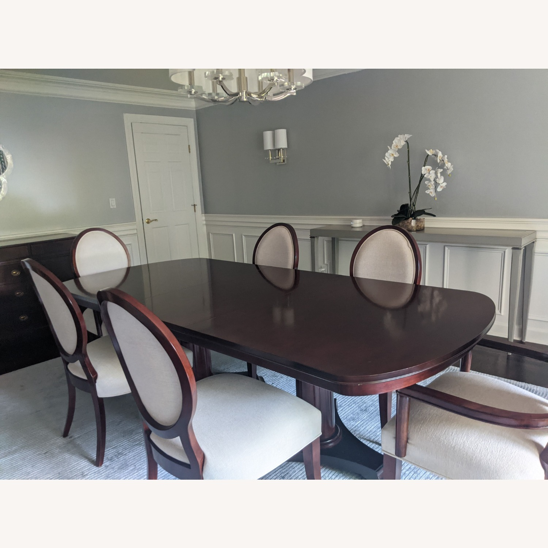 Ralph Lauren Dining Set plus 8 Chairs - image-3