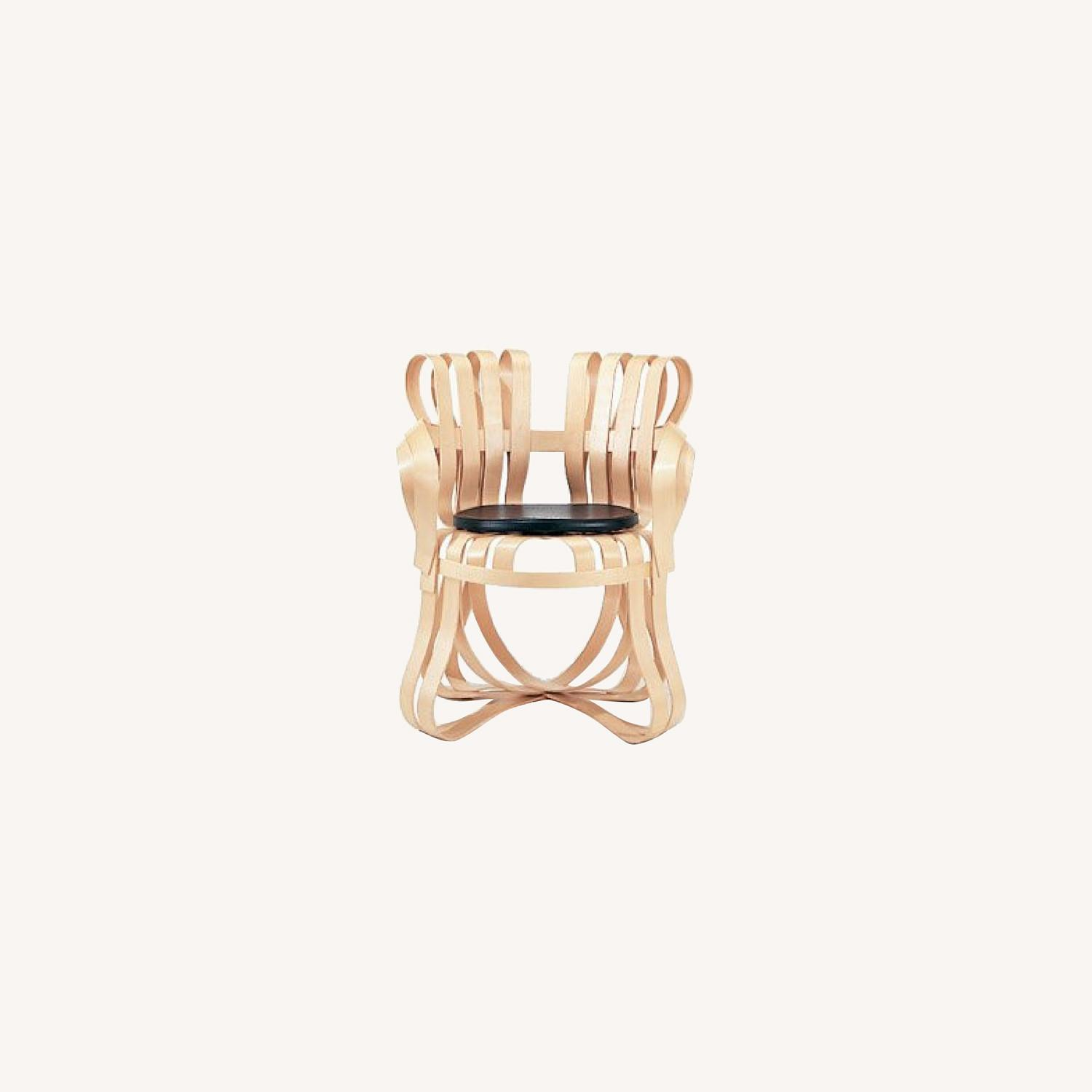 Knoll Gehry Cross Check Chairs - image-0