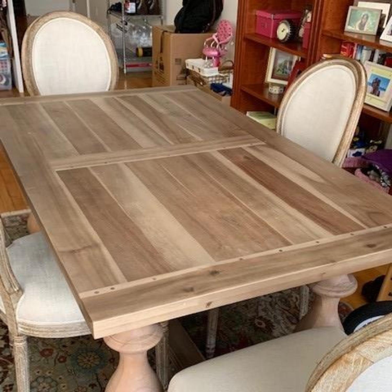 Restoration Hardware 5-Piece Dining Set - image-2