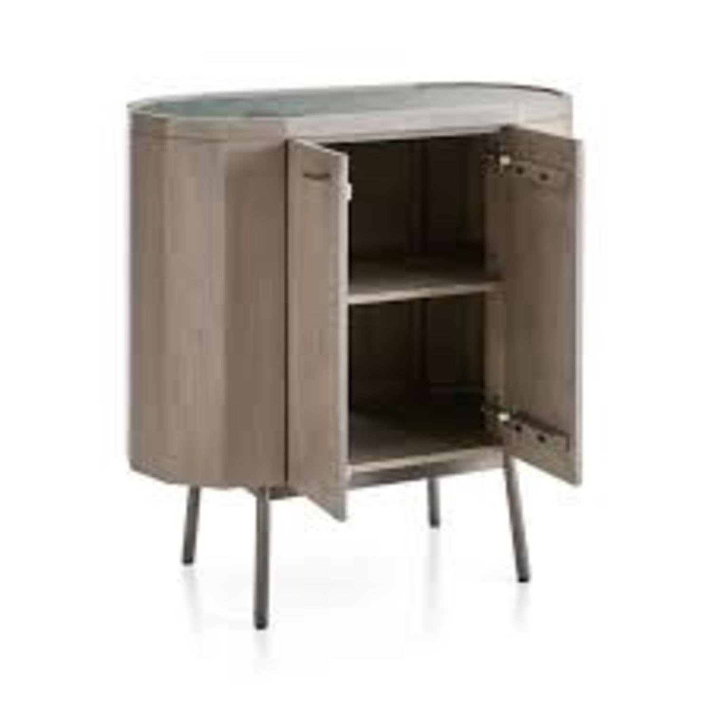 Crate & Barrel Sideboard - image-2