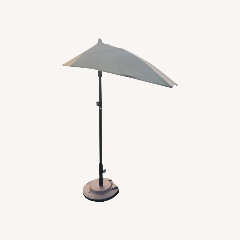 Personnel Shade Umbrella - image-0