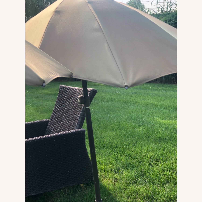 Personnel Shade Umbrella - image-2