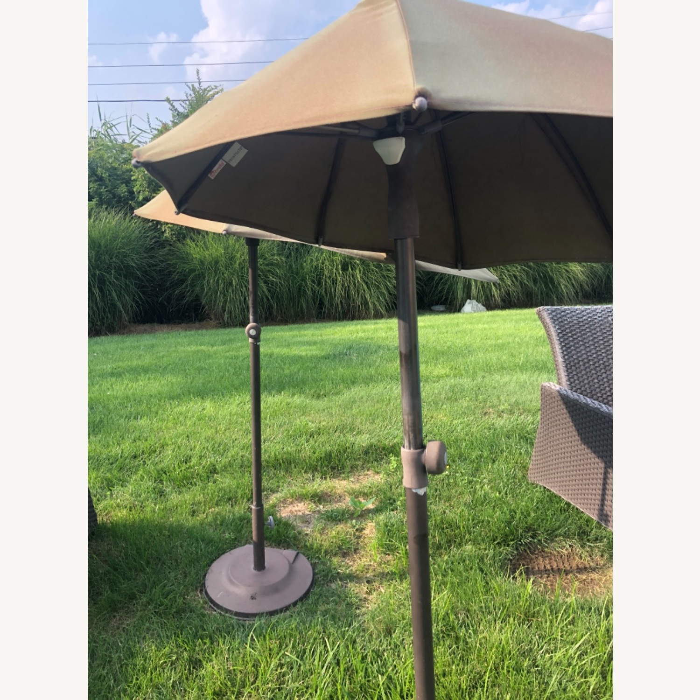 Personnel Shade Umbrella - image-3