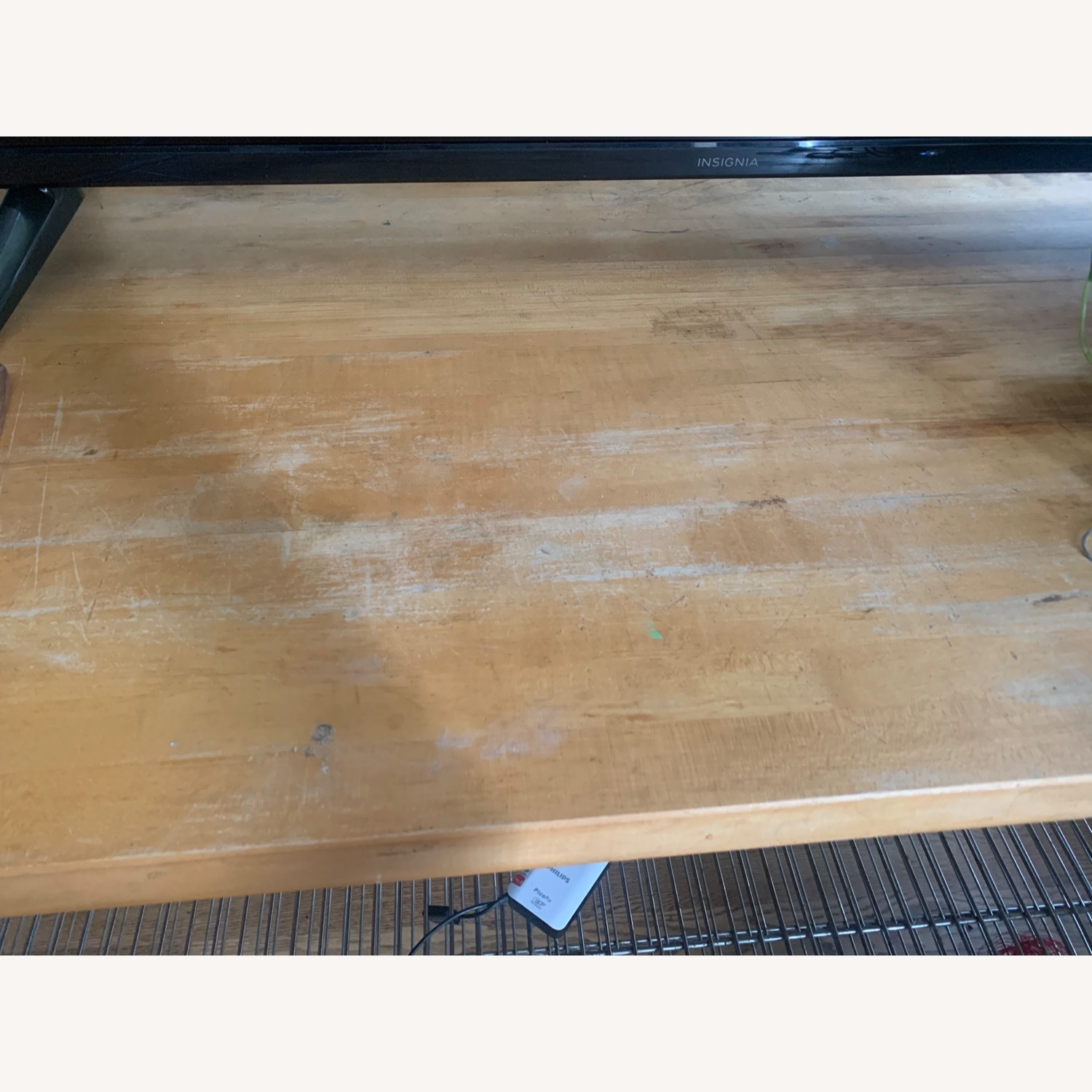 Home Depot Rolling Workbench Wood Top - image-4