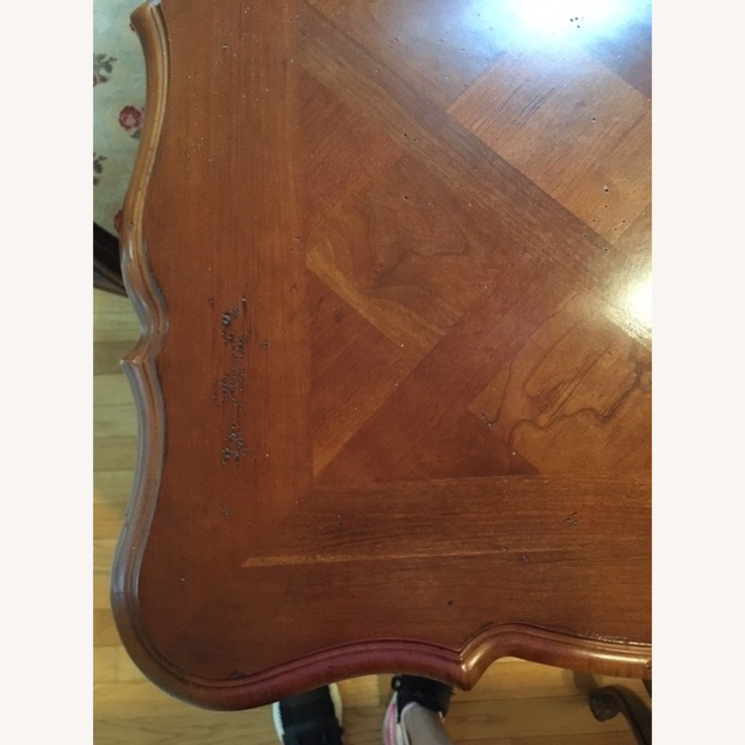 Century Harden Extendable Dining Table and Chairs - image-1