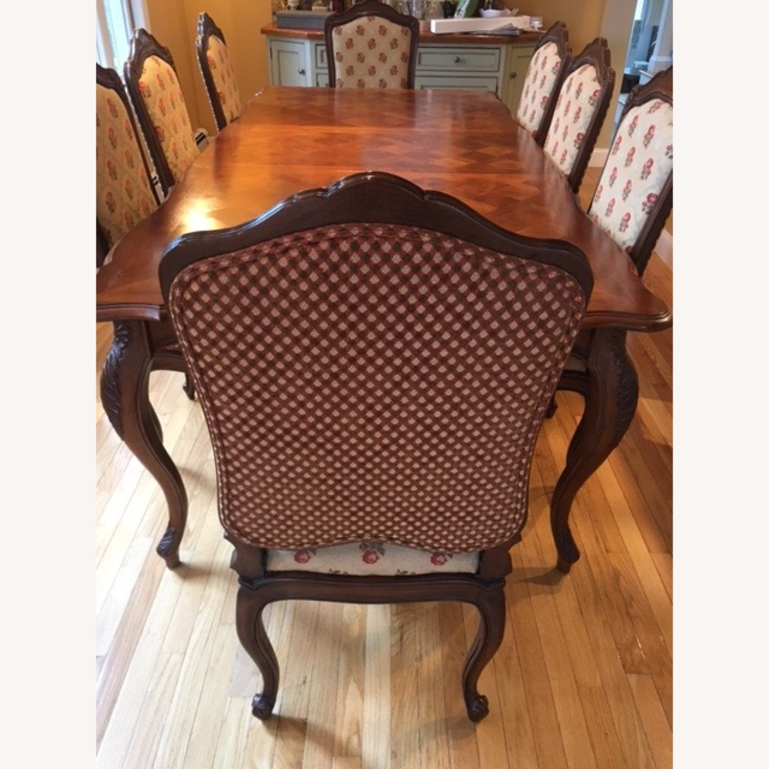 Century Harden Extendable Dining Table and Chairs - image-5