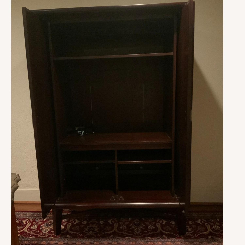 Lane Furniture Mid-Century Modern Entertainment Armoire - image-3