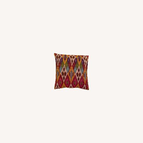 Used Urban Outfitters Graphic Decorative Pillow for sale on AptDeco