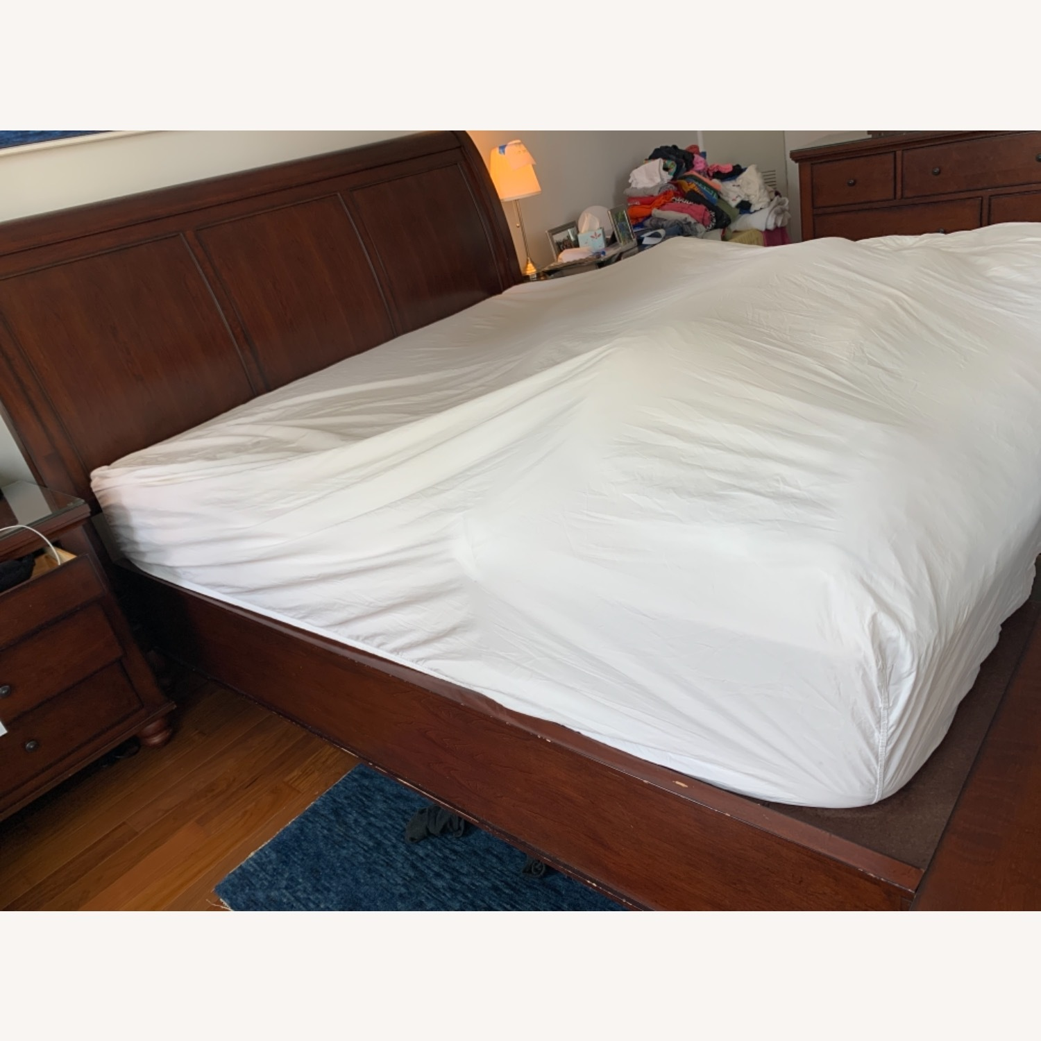 Aspen Home California King Bed Frame with Headboard - image-3