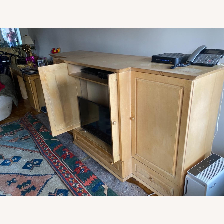 Custom Entertainment Cabinet - image-6