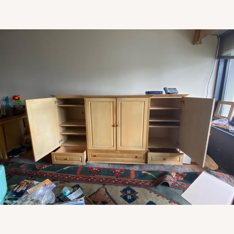 Custom Entertainment Cabinet - image-5