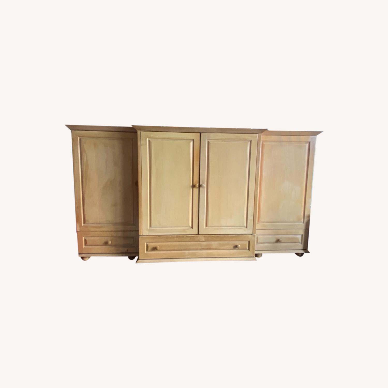 Custom Entertainment Cabinet - image-0